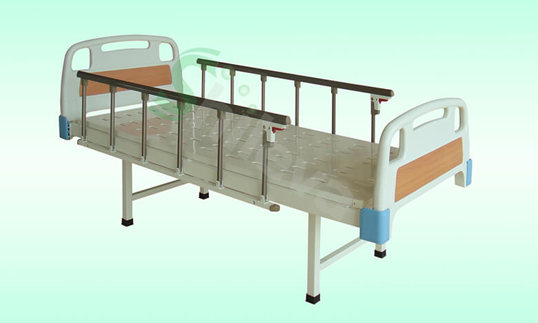 SLV-B4000-ABS平板护理床,ABS-Flat-Medical-Care-Bed
