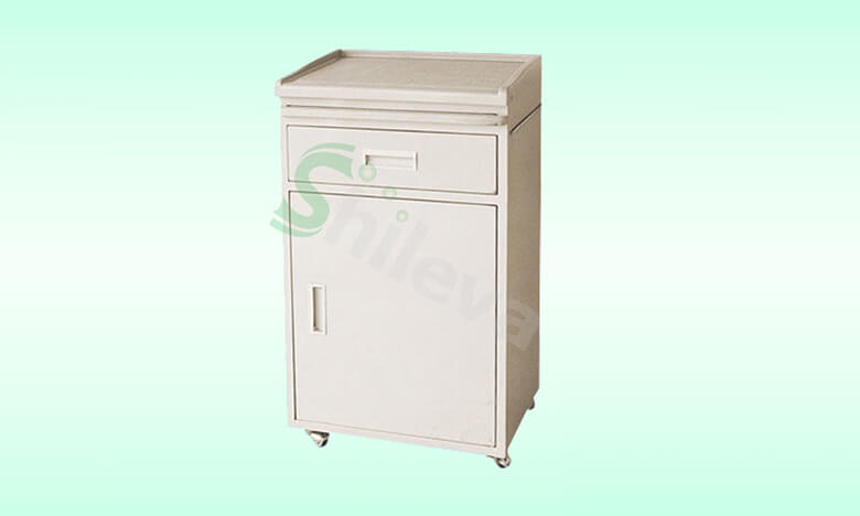 SLV-D4008-床头柜(钢塑结构)-bedside-cabinet