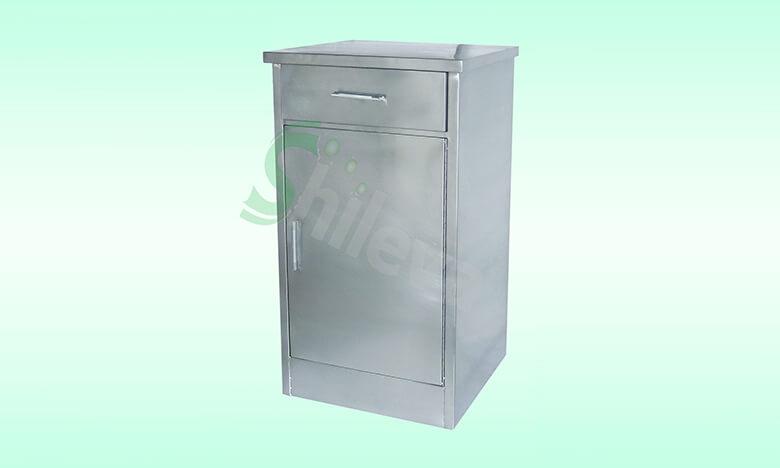 SLV-D4009不锈钢床头柜,Stainless-steel-bedside-cabinet