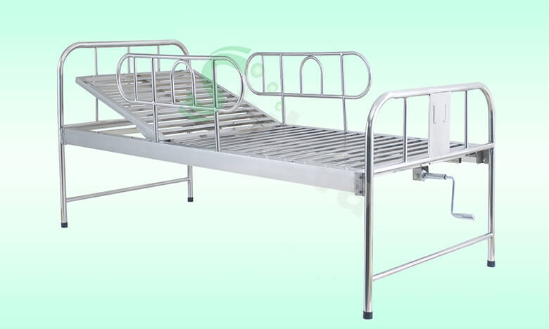 SLV-B4011s不锈钢单摇床,Strainless-steel-bed