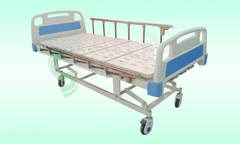SLV-B4040-四摇五功能床,Four-crank hospital bed