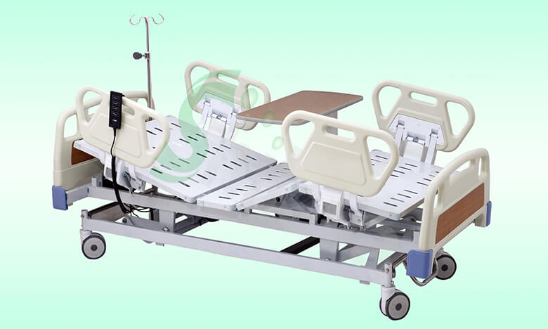 五功能电动SLV-B4151,Five-function Electric Medical Care Bed