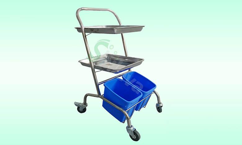 SLV-C4007-1治疗车,Treatment-Trolley