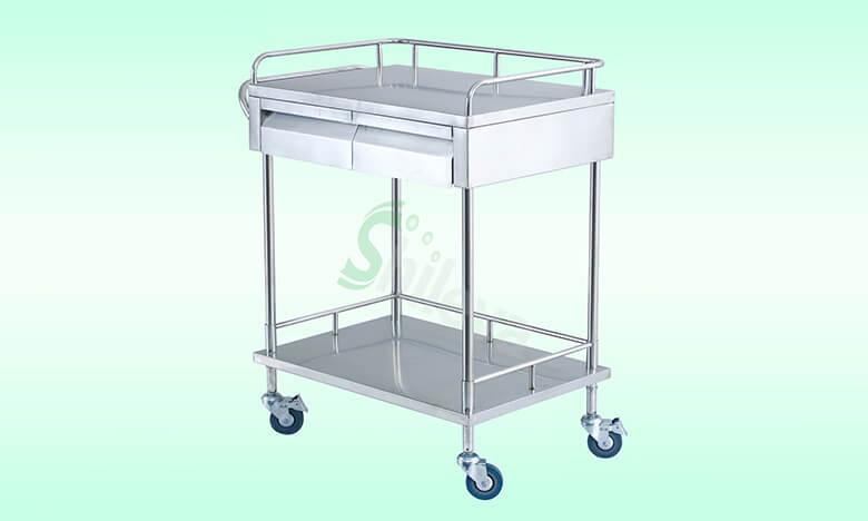 SLV-C4015换药车,Dressing&Medicine-Change-Cart