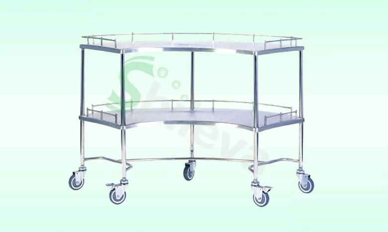 SLV-C4019扇形手术器械台,Fan-shaped-Operation