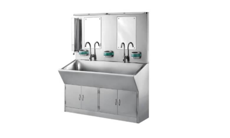 SLV-D4034A豪华自动感应洗手池