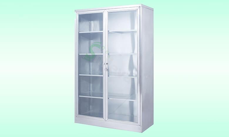 SLV-D4010不锈钢器械柜,Stainless-steel-apparatus