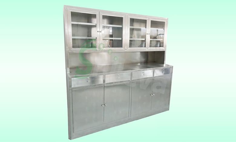SLV-D4015-1不锈钢器械柜,Stainless-steel