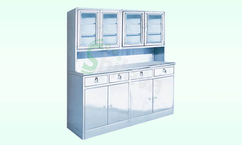 SLV-D4015不锈钢器械柜,Stainless-steel